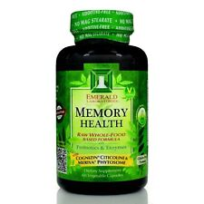 Emerald Laboratories Memory Health 60 caps - FREE FAST SHIPPING