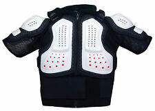 NEW CHILDS BODY ARMOUR JACKET BMX MTB DOWNHILL SKATE SCOOTER CYCLE -MEDIUM/LARGE