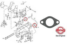 Gasket for EGR valve pipe for Audi, Ford, Seat, Skoda, VW