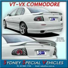 REAR WING BOOT SPOILER VX SS FOR VT VX COMMODORE EXECUTIVE  ACCLAIM  UNPAINTED