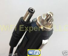 12 Volt DC Cord To Power TVs w/ A Cigarette Lighter Socket - Universal Connector
