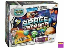 Science Activity Set Space Beyond Educational Learning Gift Toy Game Present