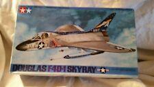 Tamiya Douglas F4D-1 SkyRay 1/48 Scale Series #55