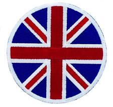 Patch écusson brodé Drapeau UK ANGLAIS MOD United kingdom Royaume uni
