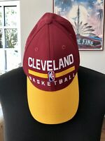 Cleveland Cavaliers Cavs NBA Adidas Hat Cap Lebron Basketball Youth Teen NEW