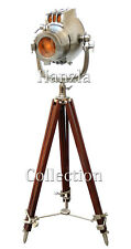 Vintage Floor Lamp Search Light Art Deco Modern Work Task Industrial Lighting