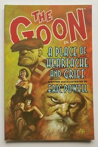 The Goon A Place of Heartache & Grief 7 NEW Dark Horse Graphic Novel Comic Book