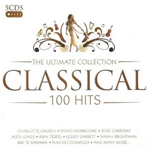 Various - The Ultimate Collection, Classical (5xCD 2009) 100 Hits