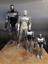 "Robocop 4 job lot. 15 "" Orion, 12"" horizon vinyl model kit, 7"" and 5.5"" models."