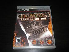 Bulletstorm -- Limited Edition (Sony PlayStation 3, 2011) New Sealed