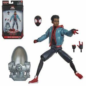 Spider-Man Marvel Legends 6-Inch Miles Morales AF HASBRO