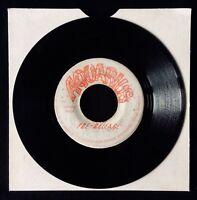 "LLOYD CHARMERS African Zulu / Lonely Man RARE Pre- Release 7"" 45 VINYL REGGAE"