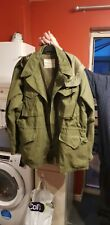 WW2 reproduction M43 jacket with original hood