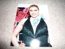Greta Gerwig signed autógrafo en persona 20x25cm How I Met Your Father