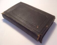 The Holy Bible - Cambridge - 1880, Maps, Leather Cover, Yapp Edges, Gold Gilded