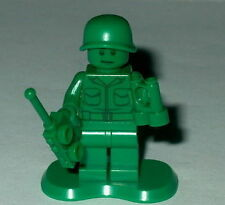 TOY STORY Lego Army Men Soldier w/Radio, Binoculars NEW Genuine Lego 7595 Disney
