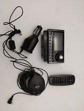 Sirius Replacement Sportster Satellite Radio Sp5 w dock, antenna & Remote See!
