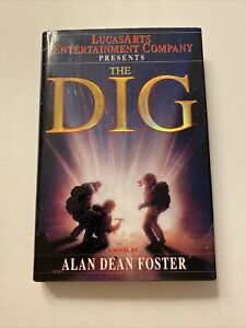 The Dig by Alan Dean Foster (1996, Hardcover) FIRST EDITION