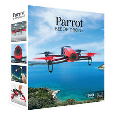 Parrot Quadcopter Bebop Drone 14MP HD Up to 1080p Integrated GPS Dual band Wifi