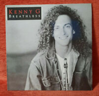 "Kenny G ""Breathless"" LP Vinyl (Spain 1992 BMG)"