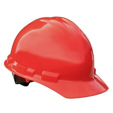 RADIANS HARD HAT CAP STYLE WITH 4 POINT PINLOCK SUSPENSION, RED