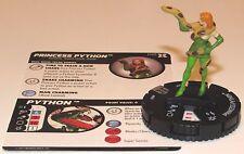 Princess Python 040 Deadpool and X-Force Marvel HeroClix Rare