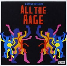 Domino-All the Rage (2008) | CD | Kills, Sons & Daughters, Wild Beats, Animal...