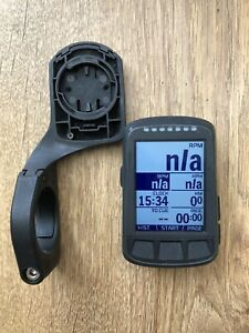 Wahoo Elemnt Bolt GPS Bike Computer *USED*