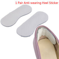 1Pair Leather Women Heel Inserts Protector Foot Feet Care Shoe Insert Pad Ins Hu