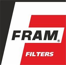 I filtri sponsor MOTORSPORT AUTO MOTO esterno in Vinile Adesivi Decalcomanie x 2