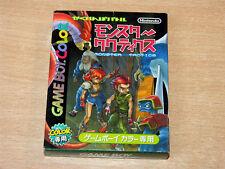Nintendo Gameboy Color - Karkurenbo Battle Monster Tactics  - Japanese Issue