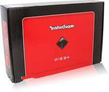 "Rockford Fosgate Punch P1694 300 Watt 6x9"" 4-Way Punch Series Coaxial Speakers"