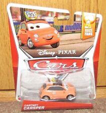 Disney Pixar CARS Movie Race Fans CARTNEY CARSPER New Diecast Toy Christmas Gift