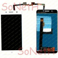 """TOUCH SCREEN + LCD DISPLAY ZTE BLADE A610+ A610 PLUS 5,5"""" BIANCO"""