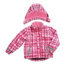 Giacca rosa in autunno per bambine dai 2 ai 16 anni