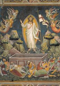 Postkarte: Niccolo Gerini - Auferstehung Christi