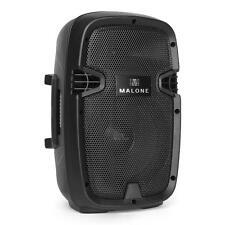 AKTIVER DJ PA LAUTSPRECHER STUDIO MONITOR BOX 150W RMS SOUND 20CM SUBWOOFER XLR