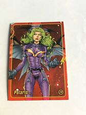 POLARIS MARVEL FIGURE FACTORY SERIES 2 TRADING CARD 29