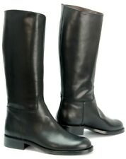 stivali uomo pelle mis 41 size man boots leather - made in Italy