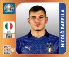 Panini EM EURO 2020 Tournament 2021 Sticker 20 - Nicolo Barella - Italien
