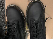 Dr. Martens Women's 1490 Virginia Leather Boots 22524001 Black UK3-7