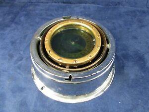 Hutchinson Boston Ship's Compass. #6710