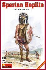 Miniart Spartan Hoplite V Century B. C.1: 16 16012 Plastic Miniature