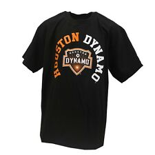 Houston Dynamo Official MLS Apparel Kids Youth Size T-Shirt New with Tags