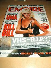EMPIRE Magazine 178 Apr 2004 features Kill Bill, Uma Thurman