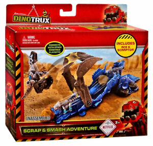 Dinotrux Playsets - Brand New In Box