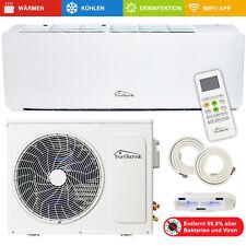 TroniTechnik Reykir 9000 BTU Split Klimagerät Klimaanlage UV-C Modul RETOURE