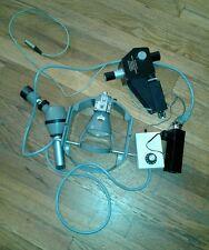 Vickers-A.E.I. Image Splitting Eyepiece & microscope??