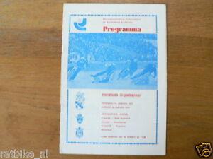 1974 ICERACE,IJSSPEEDWAY EINDHOVEN INTERNATIONAL 19-20 JANUARI 1974