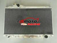 52mm Aluminum Radiator For Toyota Supra A80 JZA80 Turbo 3.0 1993-1998 Auto A340E